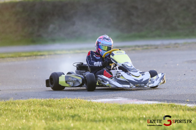 lilou wadoux – karting arvillers 0008 – leandre leber – gazettesports